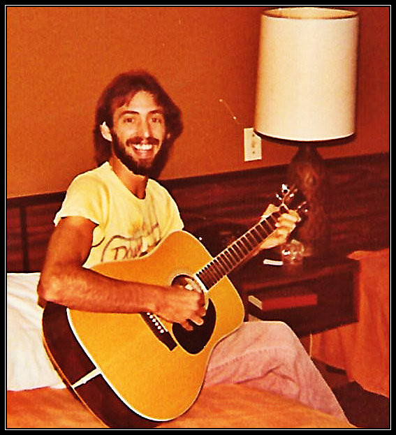 Uncle Dave, King of the Road Room 320, 1977
