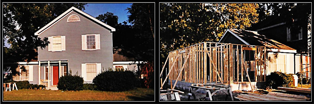We need more room! 1996