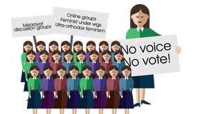 No voice, no vote