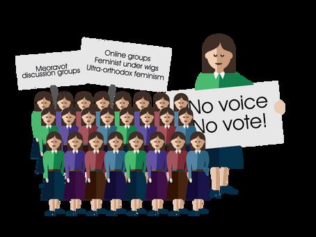 No voice, no vote