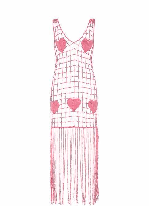 Effie Crochet Dress