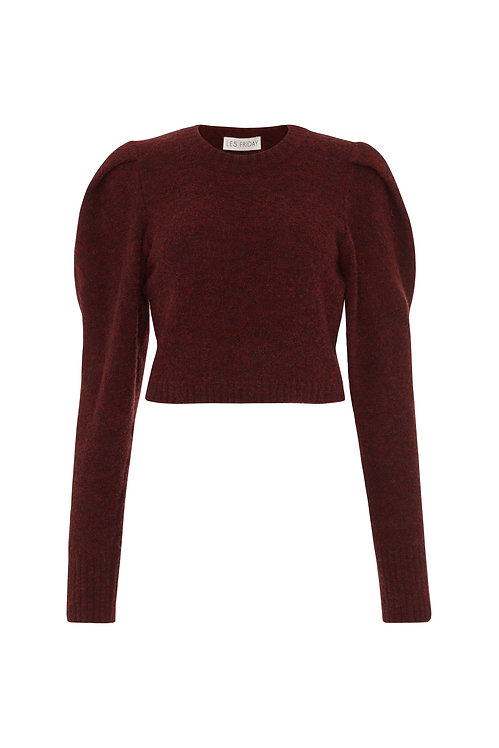 Mila Cropped Sweater
