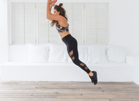 3 HIIT CARDIO WORKOUTS (FOR SHORT ATTENTION SPANS)