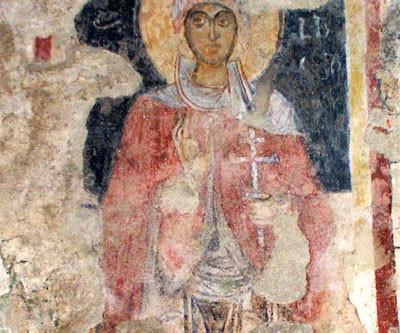Icona di Santa Lucia Martire di Siracusa