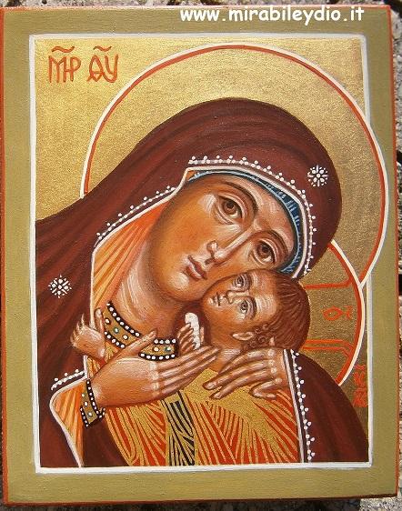 Madre di Dio di Korsun  2020
