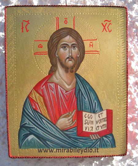 Cristo pantocratore 2009