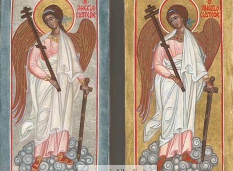 Santi Angeli Custodi : 2 ottobre