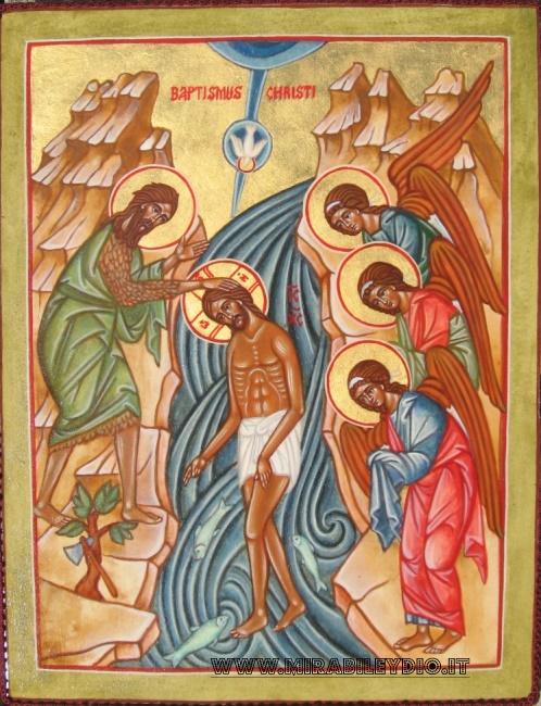 Battesimo di N.S.Gesù'Cristo