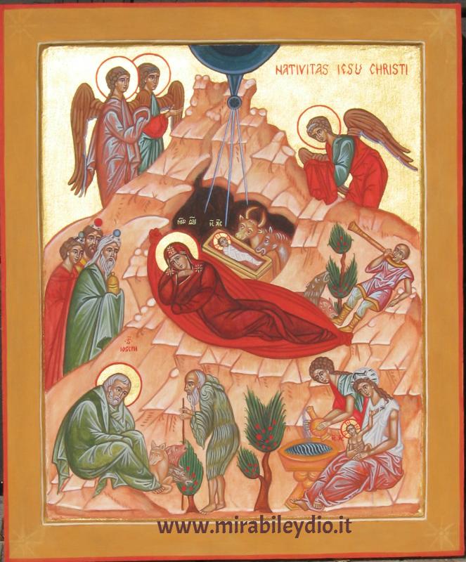 Natività di N. S. Gesù Cristo