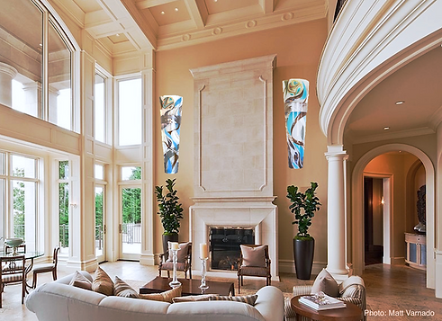 Sconces, Lighting, Glass and Steel Sconce, living room lighting