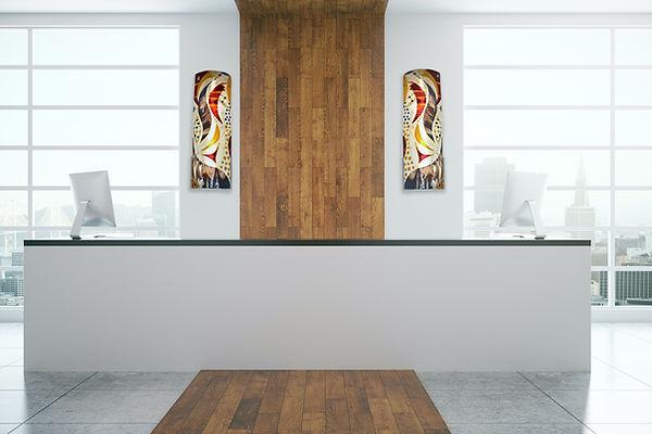 Fused glass light sconce, glass art, glass light fixture, beautiful art, interior design, design.