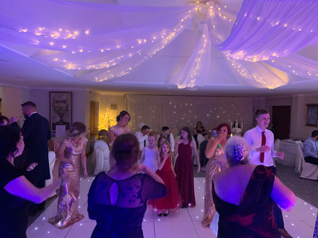 Wharton Park Wedding Disco Dj.