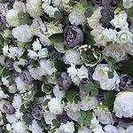Worcestershire Flower Walls - Grace wedd
