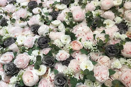 Dusky Pink Flower Wall.jpg