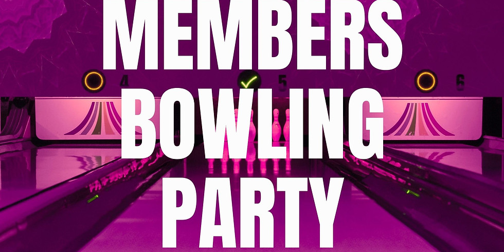 Avatar Member Free Bowling Party (Over 18's Only)