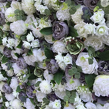 Worcestershire Flower Wall Hire