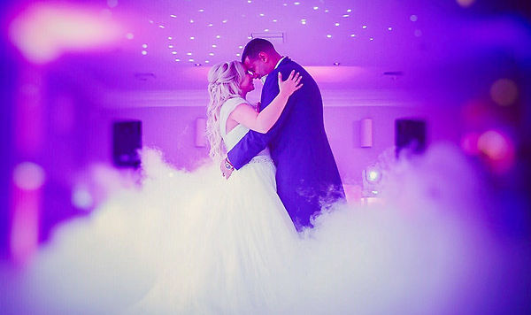 Wedding DJ Stone Manor Hotel Dancing on Clouds