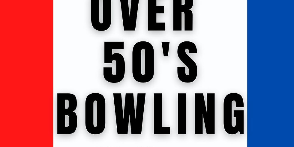 Over 50's Bowling