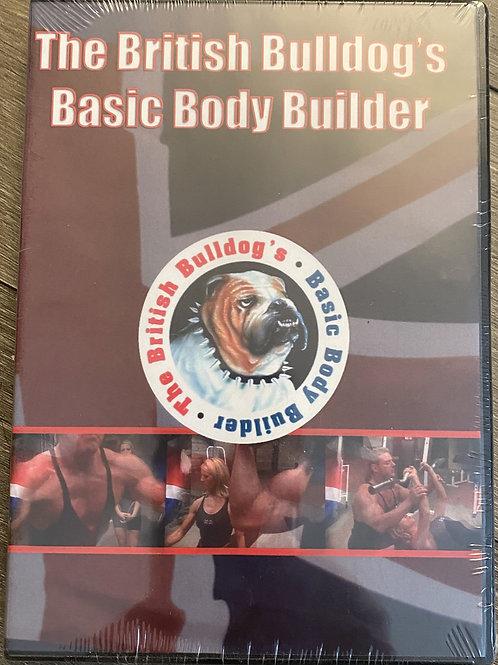 The British Bulldog's Basic Bodybuilder DVD