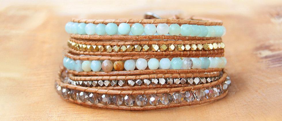 AMAZONE - Bracelet Wrap