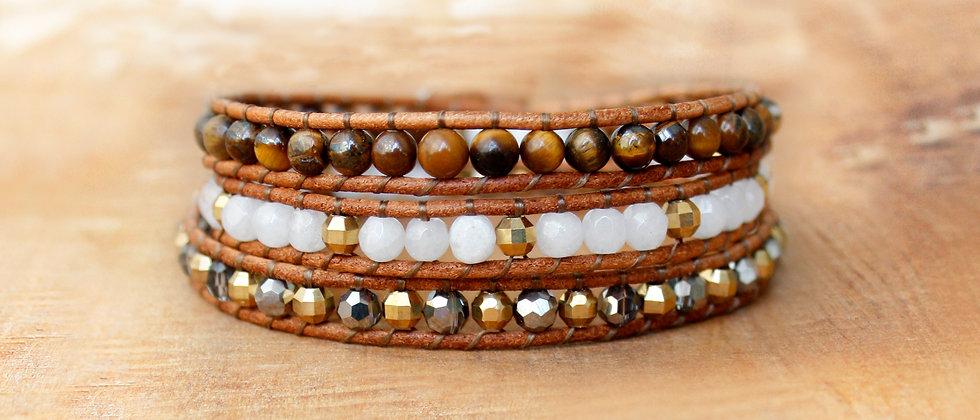 TIGRIS -Bracelet Wrap