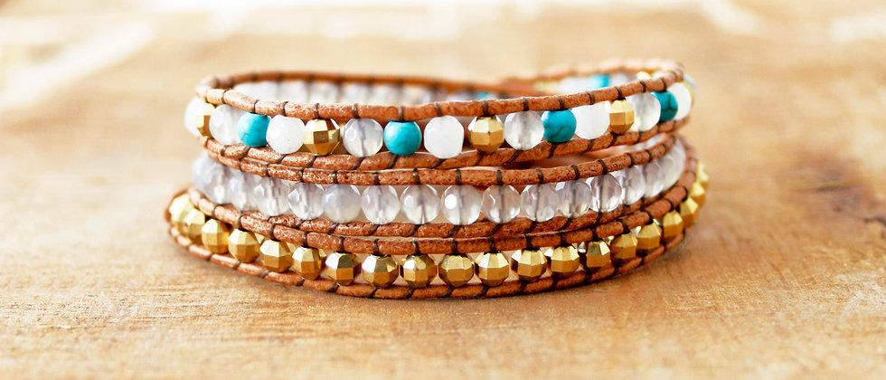 SORRA - Bracelet Wrap -40%