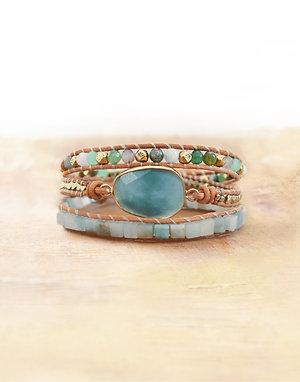 AQUA - Bracelet Wrap