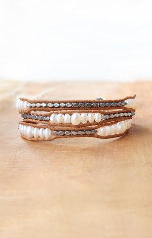 HÉLIA - Bracelet Wrap