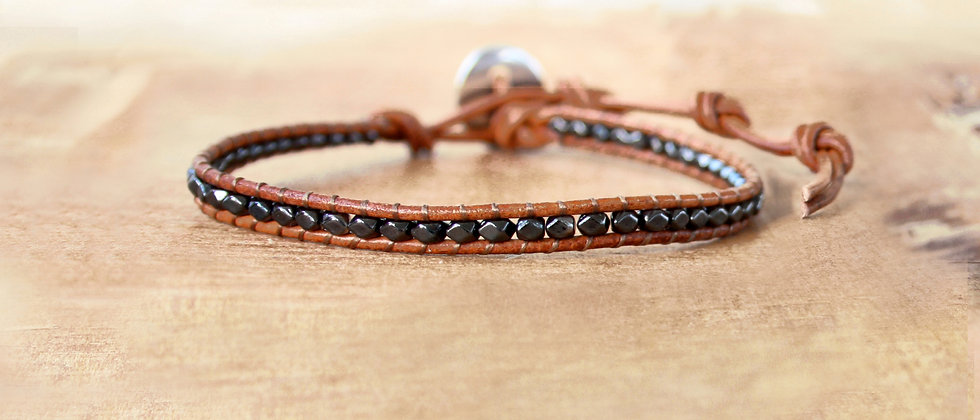 YAMA - Bracelet Wrap Homme