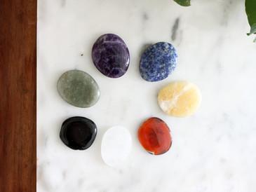 Les pierres naturelles pour vos chakras