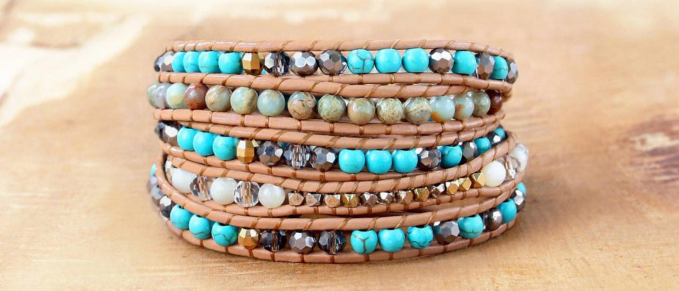 INDICAÏ - Bracelet Wrap -20%