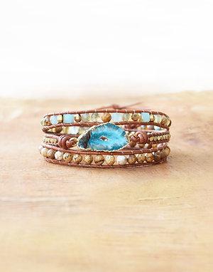 CALI GEM - Bracelet Wrap