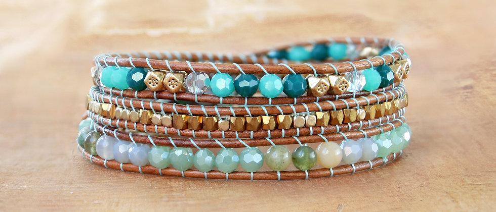 FOREST - Bracelet Wrap