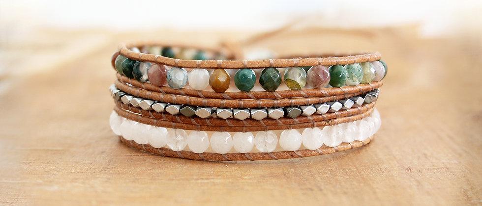 VANCOUVER - Bracelet Wrap