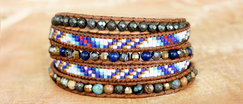 ARAISO - Bracelet Wrap -60%