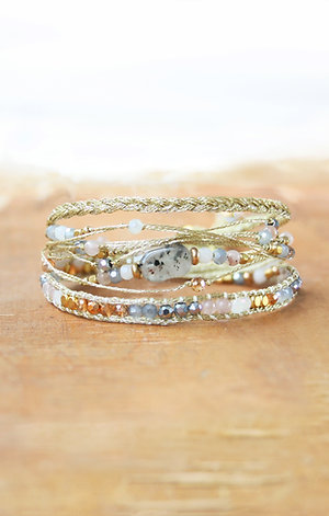 MOON WILD - Bracelet Wrap