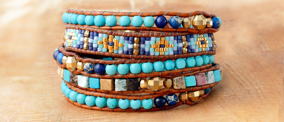 TIPAÏ - Bracelet Wrap -50%