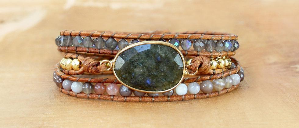 ANGARIA - Bracelet Wrap