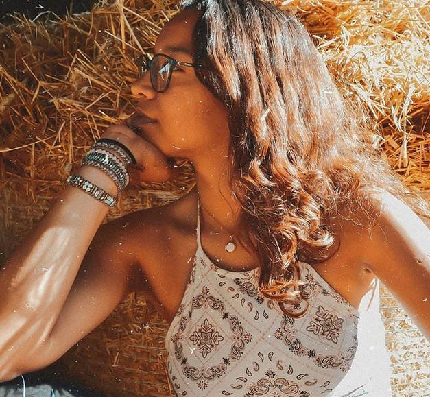 Bracelets Wrap Vintage Nefeli femme en pierres naturelles