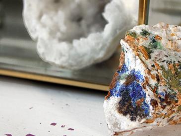 Les pierres et la lithothérapie