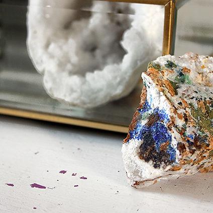 Pierres semi precieuse lithotherapie - Wrap Vintage - Bijoux en pierres naturelles