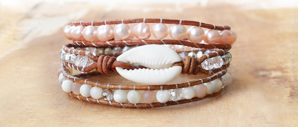 NÉLIA - Bracelet Wrap