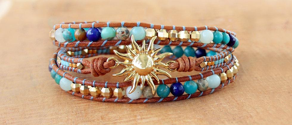 NUSA PENIDA - Bracelet Wrap