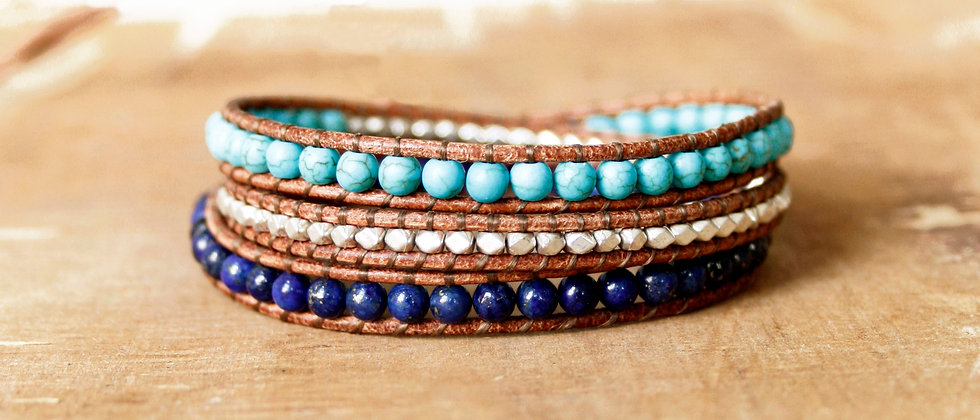 SULANA - Bracelet Wrap -60%