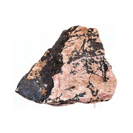 Amazonite pierre d'amazonite semi-précieuse naturelle brute