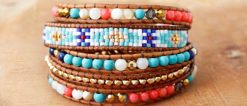 HAORA - Bracelet Wrap -60%