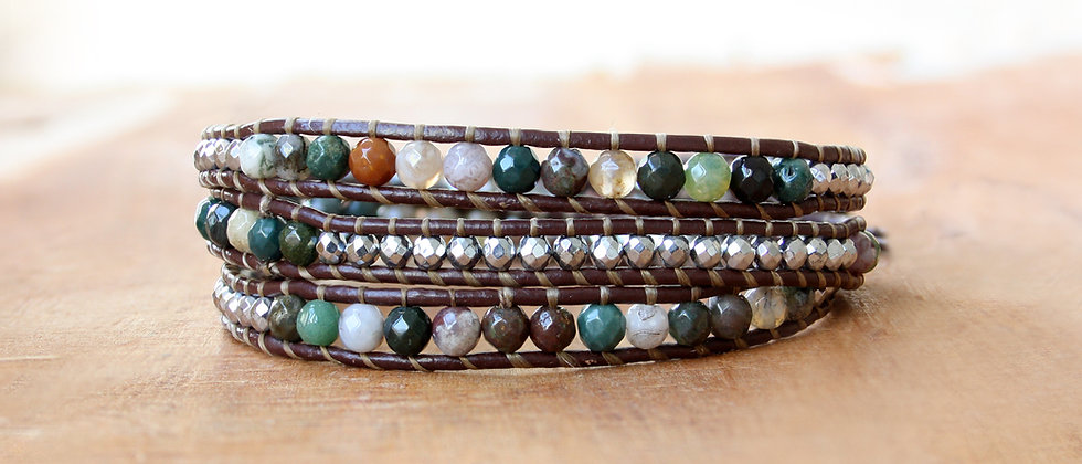 DÉVA - Bracelet Wrap