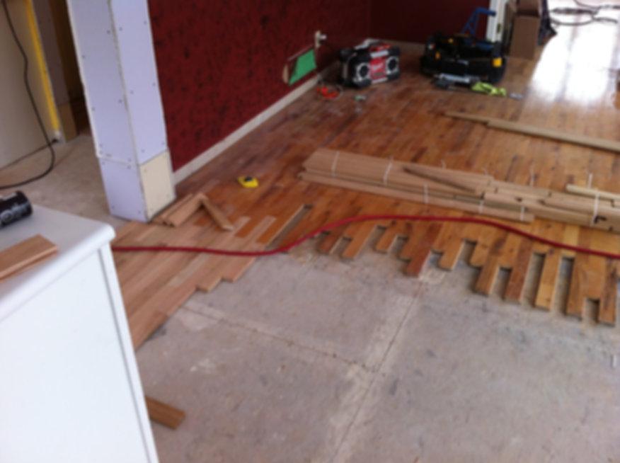 Hardwood Floor Repair Ottawa