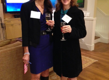 March 4, 2015 Welcome Cocktails for New Members and Associates