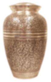 913 Oak Leaf Copper Adult Cremation Urn